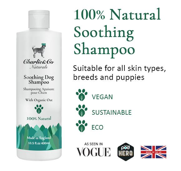 Soothing Dog Shampoo