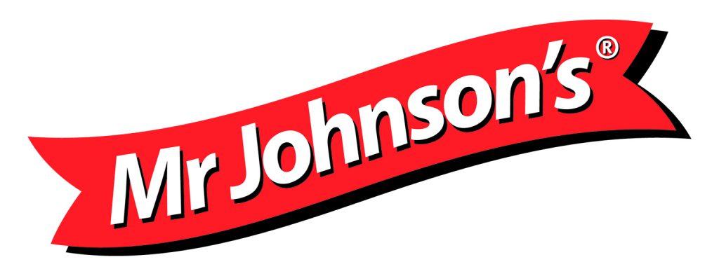 Mr Johnson's logo