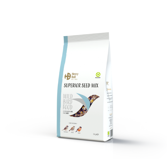 Henry Bell Superior Seed Mix 2kg